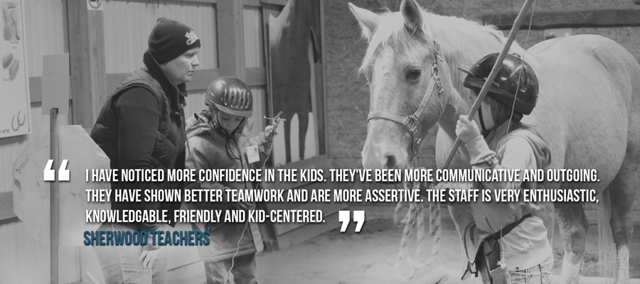 Equine Connection Youth Programs